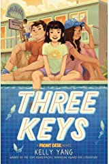 Three Keys: A Front Desk Novel (Thorndike Press Large Print Literacy Bridge Series) Library Binding