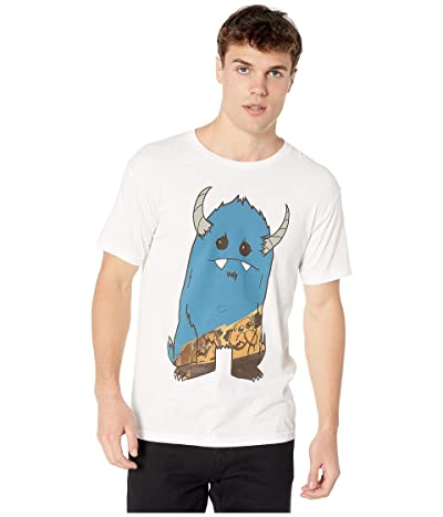Depressed Monsters Yerman Mural Premium Tee (White) Men