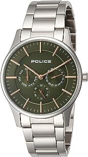 [ポリス]POLICE 腕時計 COURTESY PL.14701JS/53M メンズ 【正規輸入品】