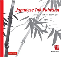 Best japanese ink painting techniques Reviews