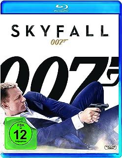 James Bond - Skyfall [Alemania] [Blu-ray]