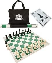 Best vinyl chess board Reviews