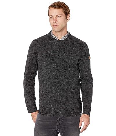 Fjallraven Ovik Round-Neck Sweater (Dark Grey) Men