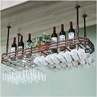 HZWLF Support de gobelet de ménage, décoration créative européenne, Cintre de Verre de vin, Support de Verre de vin, casie...