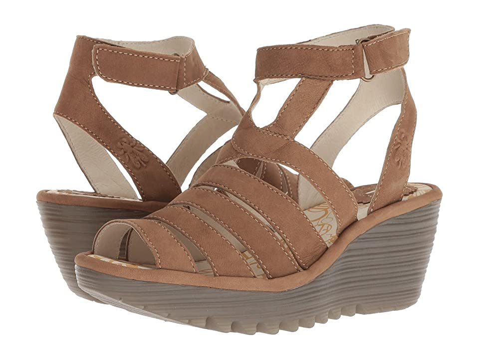 FLY LONDON YEBA895FLY (Sand Cupido) Women