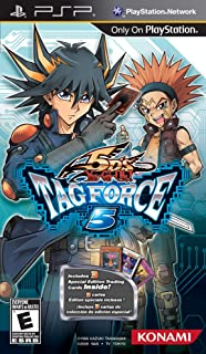 yugioh tag force games