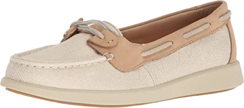 Sperry Wohommes Oasis Loft Boat chaussures, Oat Metallic, 8 Medium US