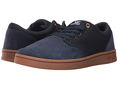 Supra Chino Court (Midnight/Light Gum) Men