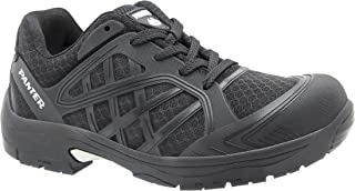 Panter Argos S1P (1 year warranty; Made in Spain; With toe cap; Puncture proof mid-sole; Sporty design) Safety Shoes