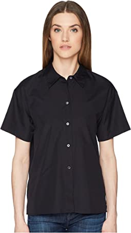 Vince Short Sleeve Button Up