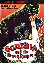 Godzilla und die Urweltraupen - Cover A - Kleine Hardbox limitiert auf 166 Stück [Alemania] [DVD]