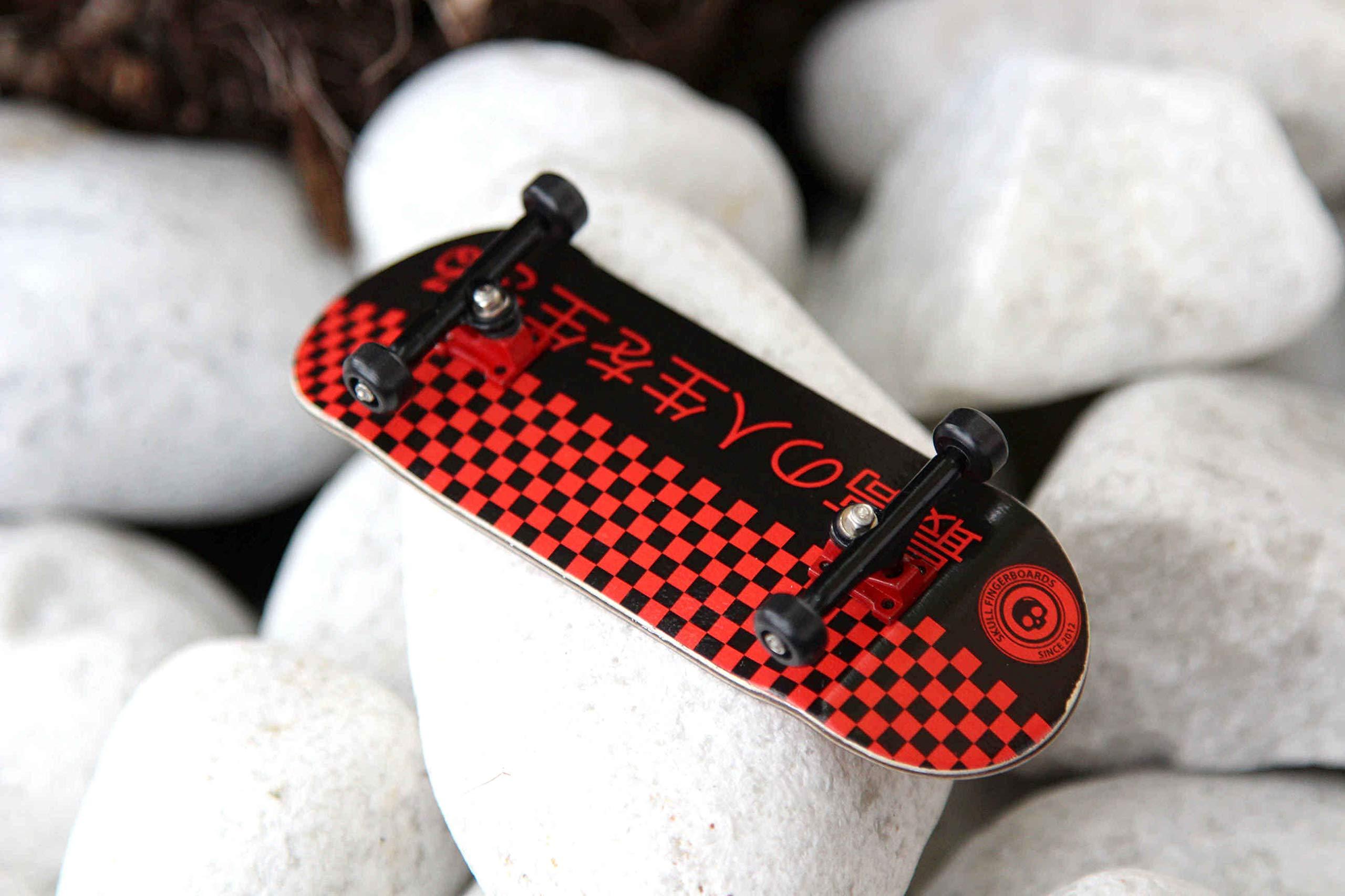 Soft Edition Elastico Premium Custom Molded Fingerboard Bushings Red//White