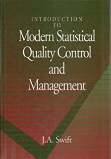 Introduction to Modern Statistic Quality Control Management