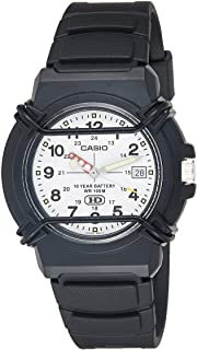 Casio Mens 10 YEAR BATTERY Analog Sports Watch HDA-600B-7BVDF