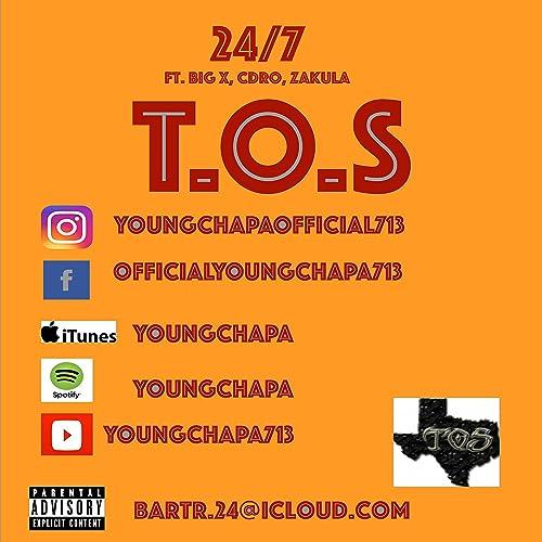 24/7 [Explicit] de Young Chapa en Amazon Music - Amazon.es