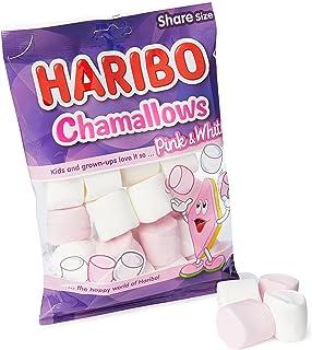 Haribo Chamallows Marshmallows 140g bag sweets
