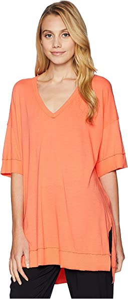 Ultra Jersey V-Neck Tunic