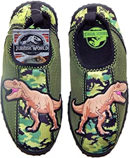 CONTINENTS SOURCING ENTERPRISE LTD. Jurassic World Park Indominus Rex Dinosaur Swim Shoes Water Aqua Socks