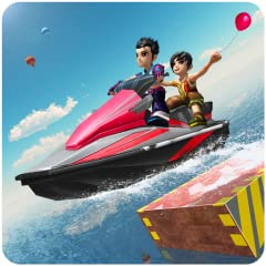 Such an easy and interesting game for kids with real feel of captain like you Action-packed power boat racing simulator full of epic ship races Control ships like epic cruise ships in this ship simulator 2018 Eye catching graphics
