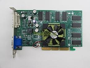 Dell U0842 NVIDIA Quadro FX500 128MB DDR 128-Bit DVI/VGA AGP 8x Video Card GPU