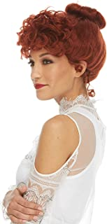 Best red victorian wig Reviews