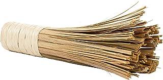 Paderno World Cuisine Traditional Bamboo Wok Brush, 10-Inch