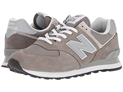 New Balance Classics ML574v2 (Grey/Grey) Men