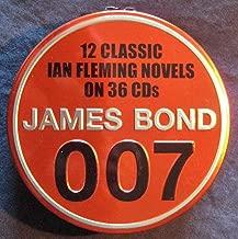 James Bond 007 - 12 Classic Ian Fleming Novels on 36 CDs , read by Rufus Sewell & Samantha Bond
