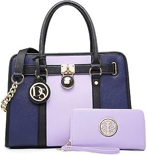کیف های دستی زنانه کیف دستی دو تایی کیف دستی شانه ای دسته دار با کیف پول تطبیقی