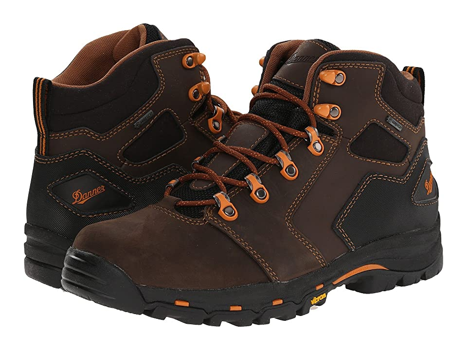 Danner Vicious 4.5 (Brown/Orange) Men