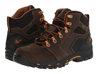 Danner Vicious 4.5 (Brown/Orange) Men