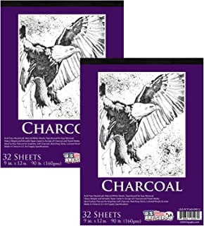 Best charcoal drawing paper Reviews