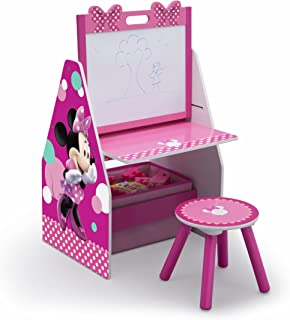 Delta Children Easel and Play Station, Disney Minnie Mouse