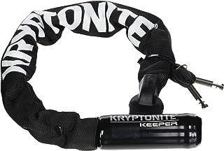 Kryptonite Keeper 755 Mini Integrated Bicycle Lock Chain Bike Lock