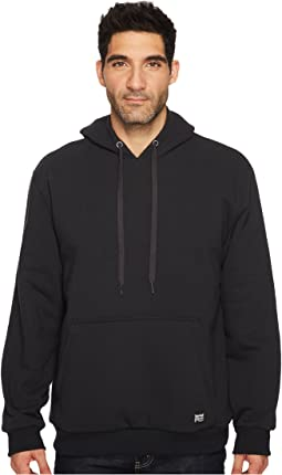 Double-Duty Hooded Pullover
