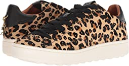 C101 Low Top Sneaker in Embellishment Leopard