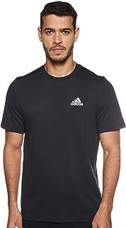 adidas mens D2M FEELREADY T-SHIRT T-Shirt