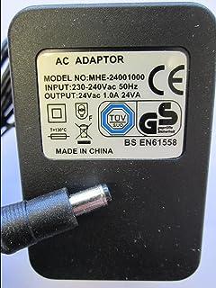 Vervanging voor 24V VAC 850mA AC-AC Adapter Voeding model LK-24020