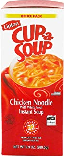 /Unilever Chicken Noodle Cup-A-Soup (Box of 22)