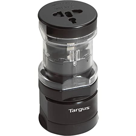 Targus World Power Travel Adapters, Black (APK01US)