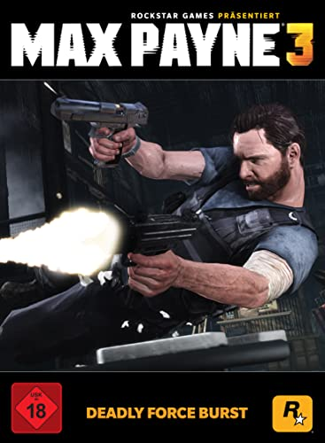 Max Payne 3: Deadly Force Burst [PC Code - Steam]