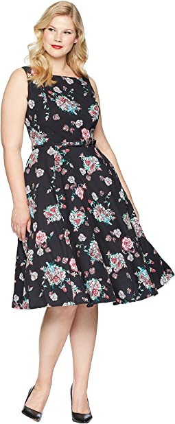 Plus Size Harriet Swing Dress