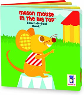 Manhattan Toy Mason Mouse 210800in the Big Top