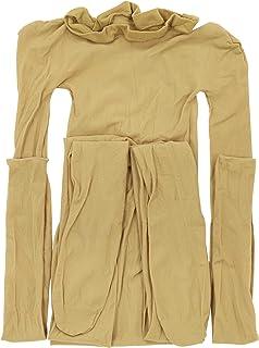 女性のボディストッキングタイツ靴下のシームレスなランジェリーの衣裳