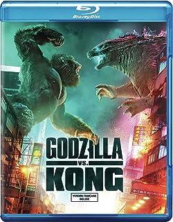 Godzilla vs Kong (BIL/Blu-ray + Digital)