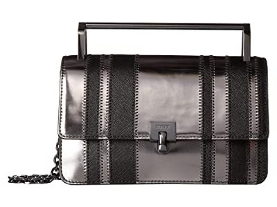 Botkier Lennox Crossbody (Pewter Patch) Cross Body Handbags