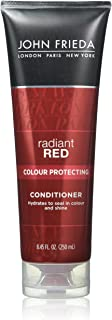 NEW John Frieda Hair Conditioner Radiant Red Protecting Conditioner Gentle 250ml