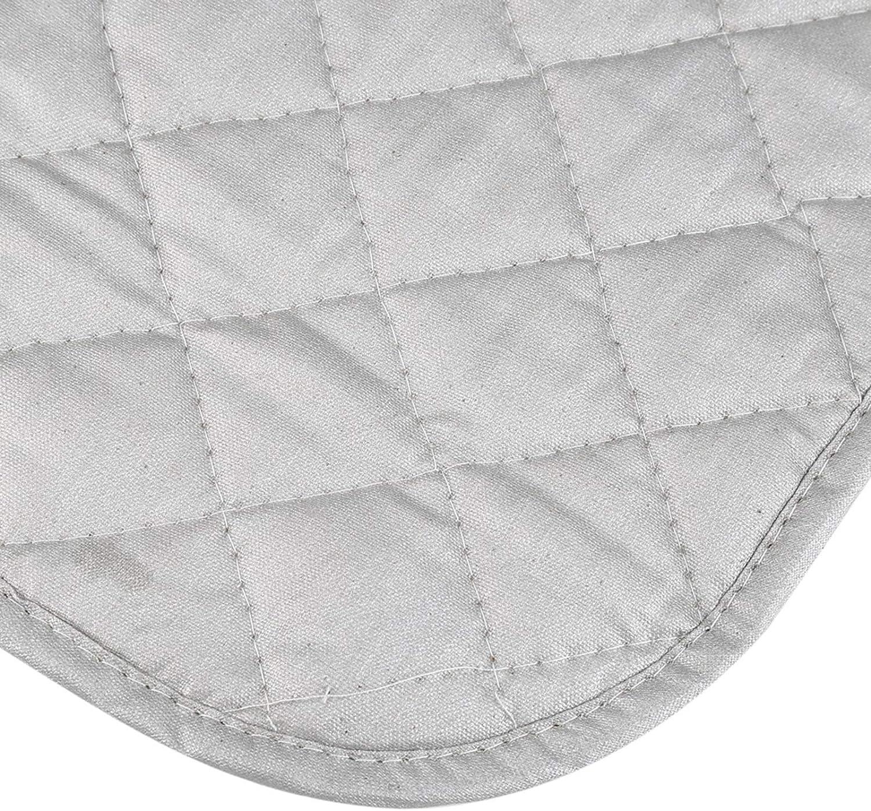 Estera de planchado magnética plegable almohadilla de planchado plegable antideslizante función algodón cocina dormitorio para el hogar