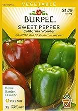 Best california wonder sweet pepper plant Reviews