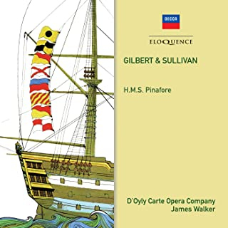 Sullivan: H.M.S. Pinafore / Act 2 - Farewell, my own